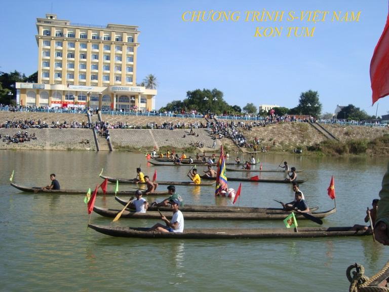 Chuong trinh S-Viet Nam - Kon Tum