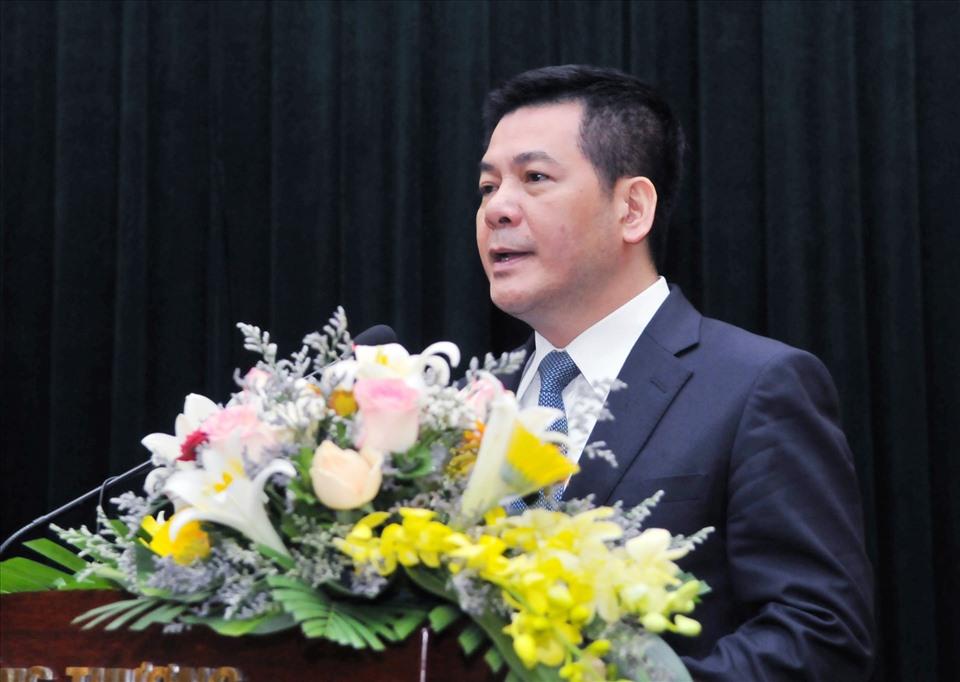 Bộ trưởng Nguyễn Hồng Diên gửi thư chúc mừng nhân dịp 70 năm Ngày Truyền thống của ngành Công Thương Việt Nam