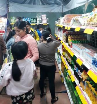 Kết quả tổ chức Phiên chợ hàng Việt đến khu vực miền núi huyện Đăk Tô năm 2019