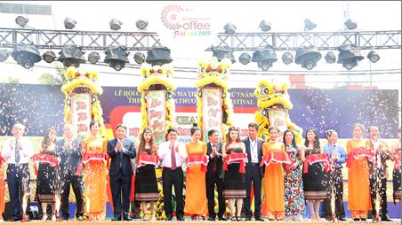 Hội chợ triễn lãm chuyên ngành cà phê tại Đắk Lắk