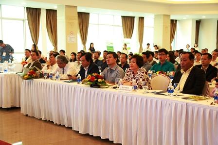 Sở Công Thương tỉnh Kon Tum đưa doanh nghiệp tham gia kết nối hàng Việt tại Đà Nẵng.