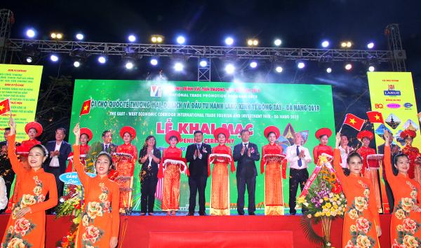 Doanh nghiệp tỉnh Kon Tum tham gia Hội chợ  Hội chợ quốc tế về thương mại, du lịch và đầu tư hành lang kinh tế Đông - Tây Đà Nẵng 2019 (EWEC 2019)