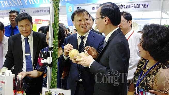 Mời tham gia Hội nghị Kết nối cung - cầu hàng hoá giữa  Tp. Hồ Chí Minh và các tỉnh, thành năm 2019