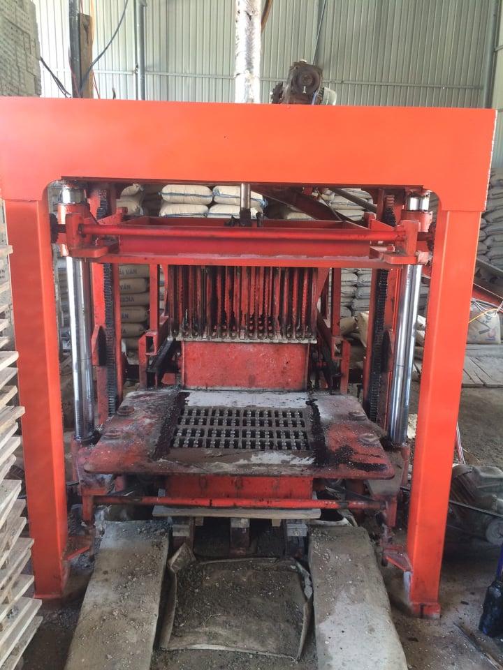 Tổ chức nghiệm thu đề án: Hỗ trợ ứng dụng máy móc thiết bị sản xuất gạch không nung