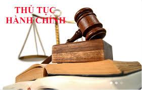 Công bố thủ tục hành chính sửa đổi, bổ sung, thay thế ngành Công Thương.